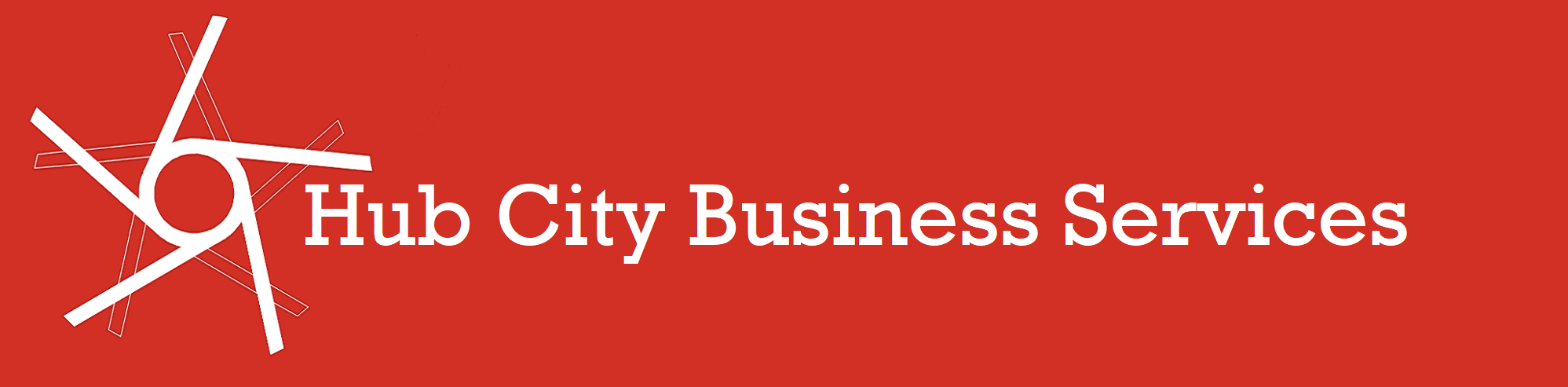 HUB CITY BUSINESS SERVICES logo