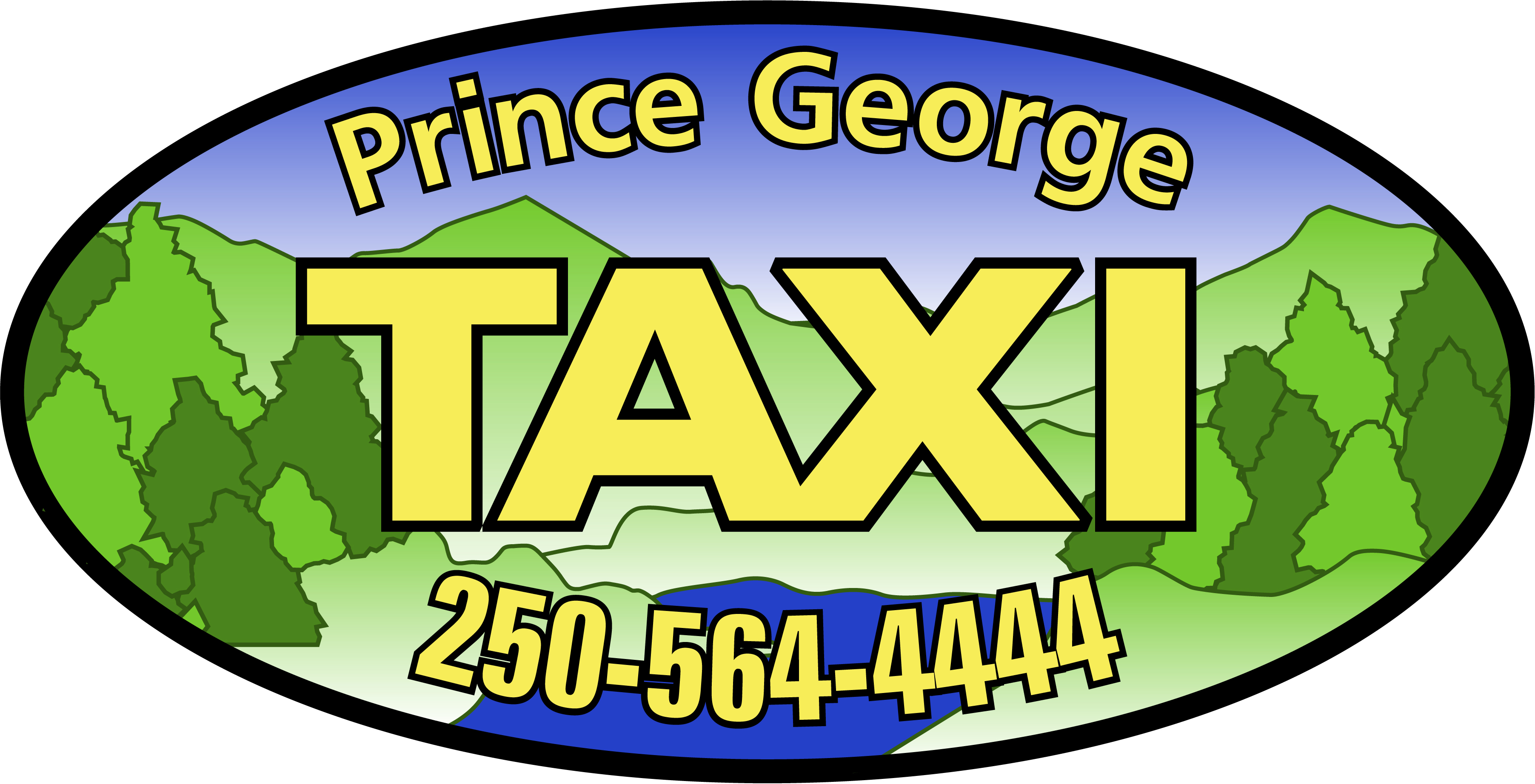 PRINCE GEORGE TAXI LTD logo