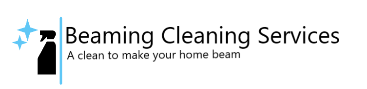 BEAMING CLEANING SERVICES logo