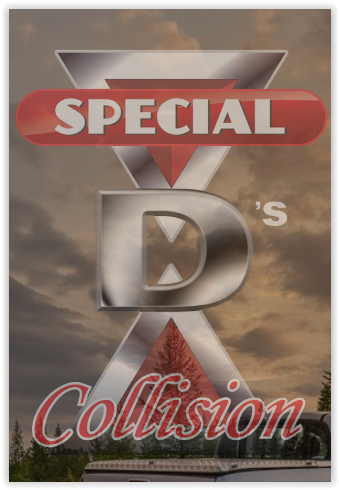 SPECIAL D'S COLLISION LTD logo