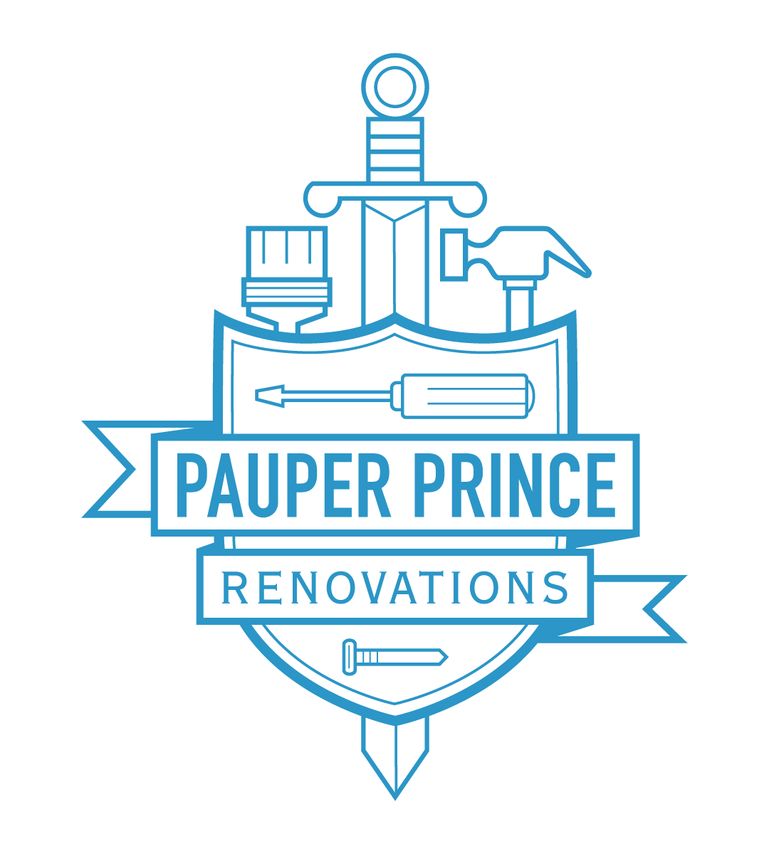 PAUPER PRINCE RENOVATIONS INC logo