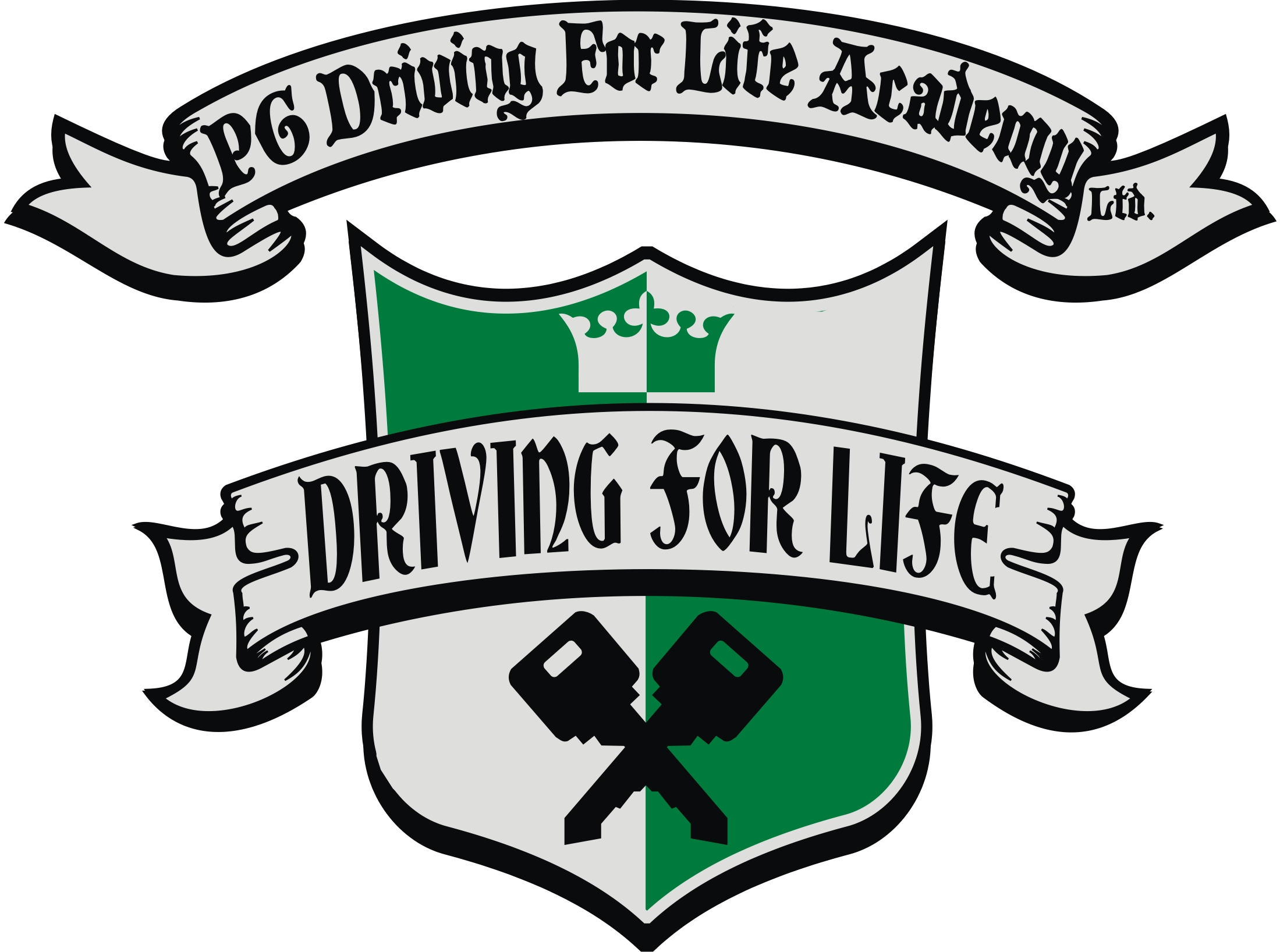 PG DRIVING FOR LIFE ACADEMY LTD logo