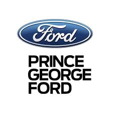 PRINCE GEORGE FORD logo