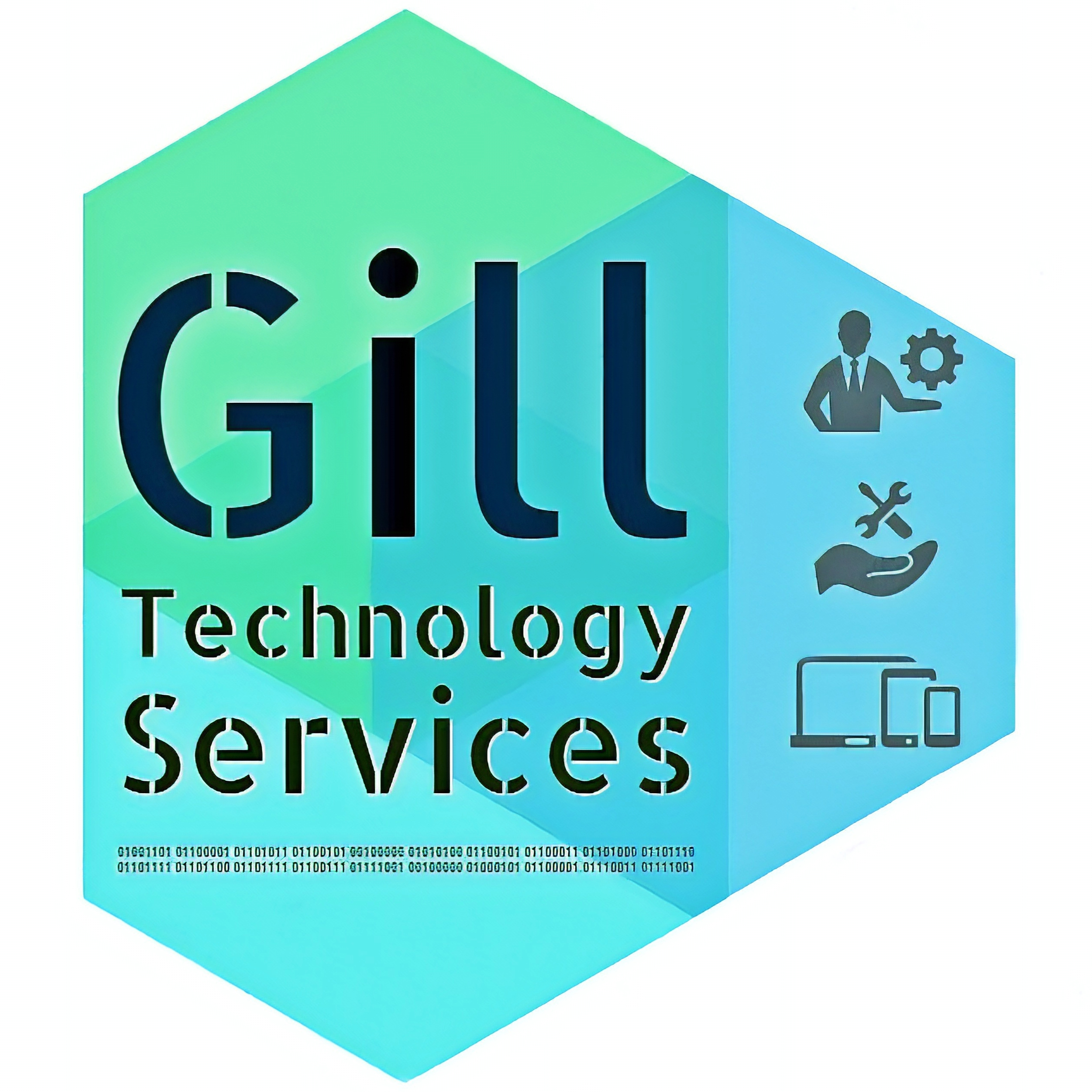 GILL TECHNOLOGY SERVICES logo