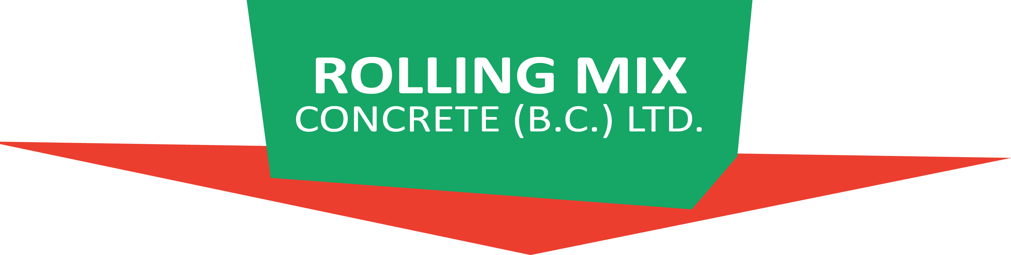 ROLLING MIX CONCRETE BC LTD logo